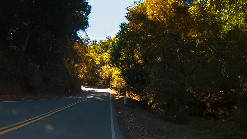 fall bikeride