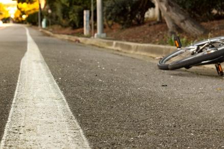 bike lane bottle swept