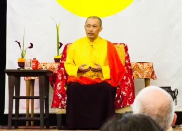 Sakyong Miphan Rinpoche