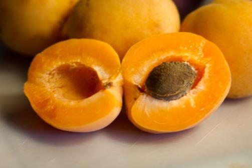 ready apricots