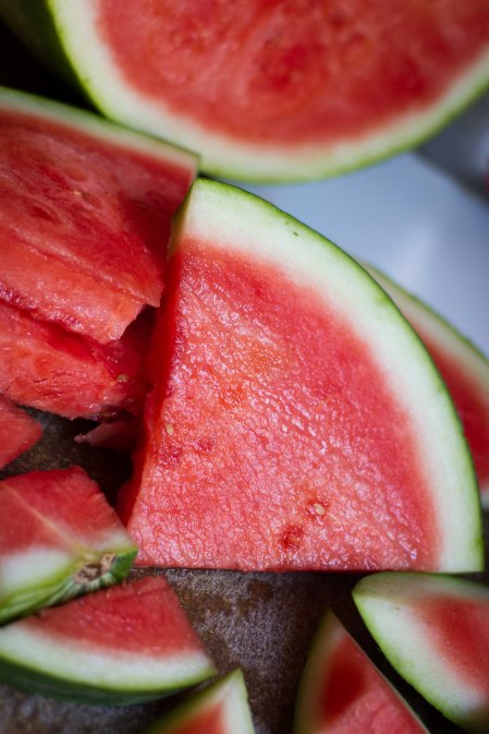 super juicy watermelon