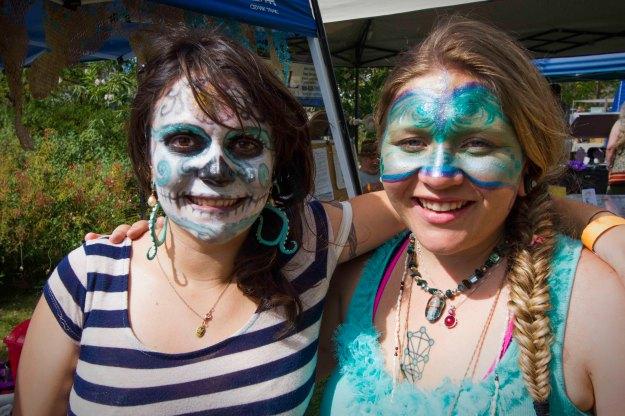 joyful face painters