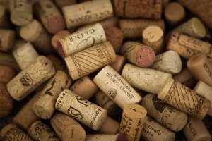 corks popped
