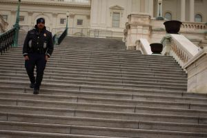 You can't walk the Capitol's steps