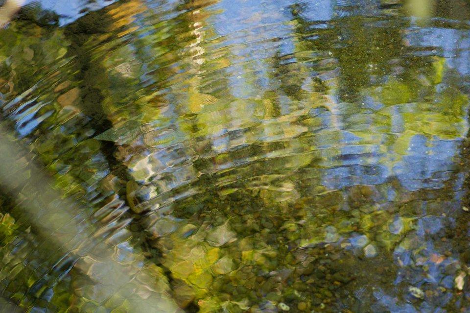ripple outward