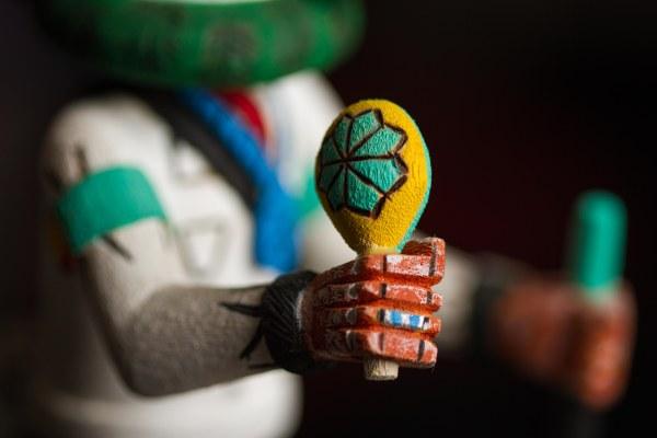 Ram Katsina's rattle ~d nelson