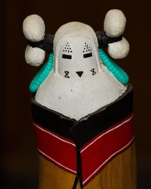 Snow Maiden Katsina close-up2