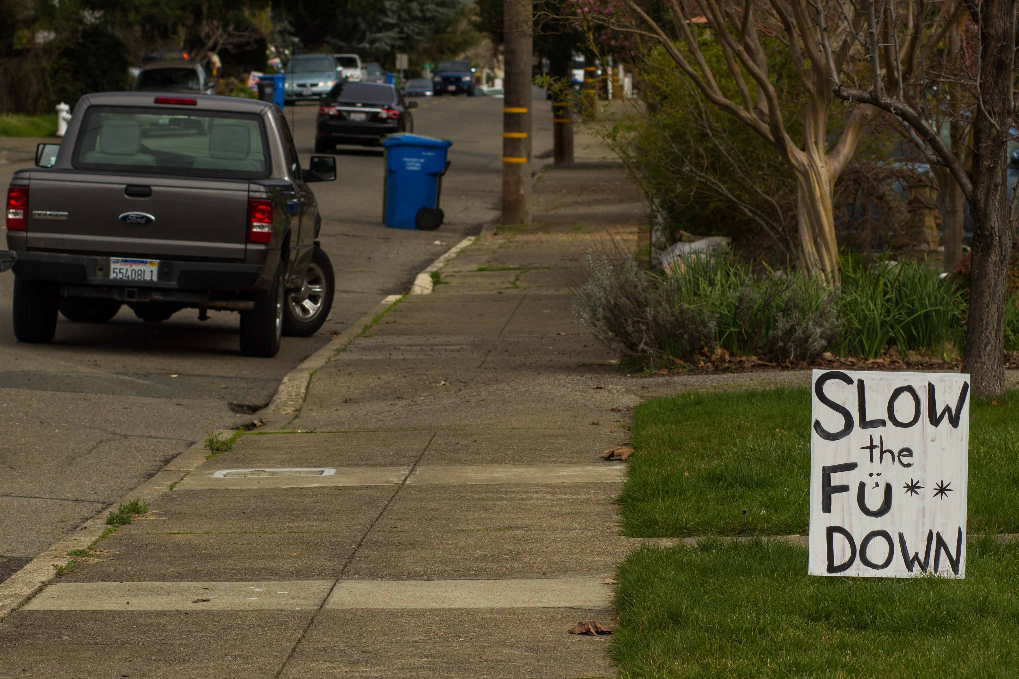 Neighbor's Peaceful Slow Down Action | smilecalm