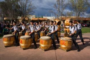 drumming unison