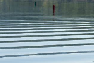 rippled buoy