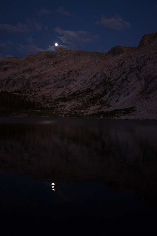 yosemite young lake moon