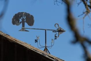 country weathervane