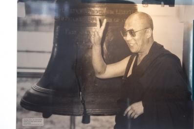 blind justice- dalai lama
