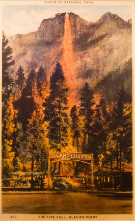 when the falls was ablaze