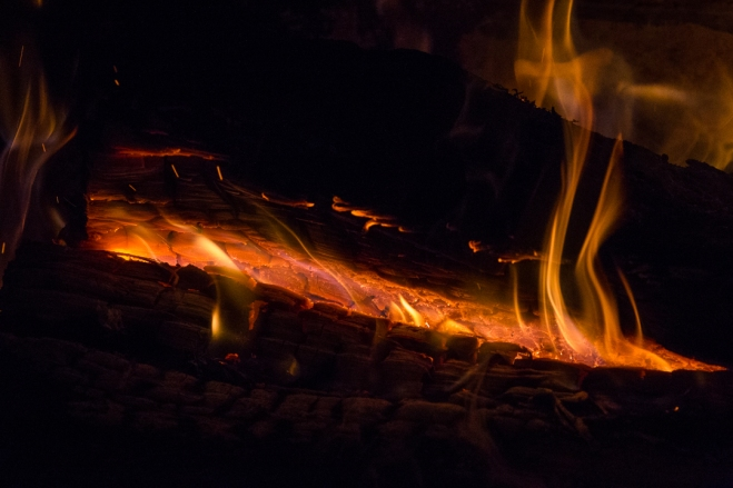 deep, inner flames