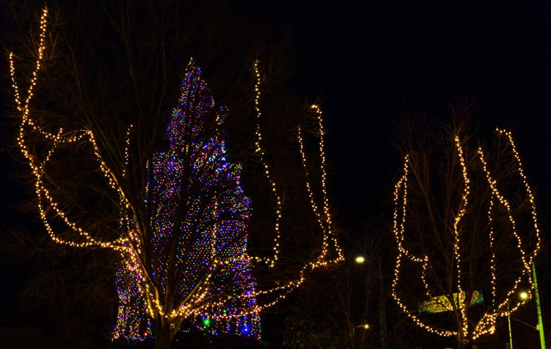 lights ornaments