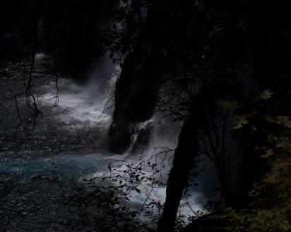 in awe of flow